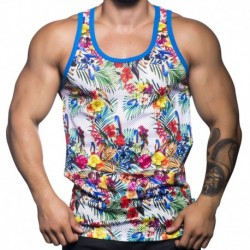 Débardeur Sports Mesh Tropical