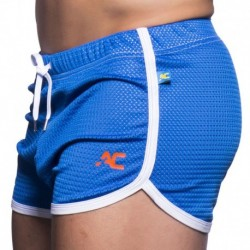 California Sports Mesh Jogger Short - Royal