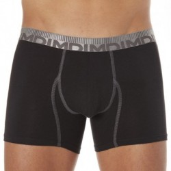 2-Pack 3D Flex Morphotech Boxers - Black - Grey