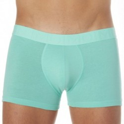 Lot de 2 Boxers Mix and Fun Bleu Océan - Vert Printemps