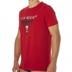 T-Shirt USA Rouge