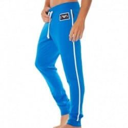 Pantalon Iconic Terry Bleu Ciel