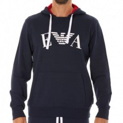 Iconic Terry Sweater - Navy