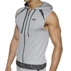 Veste Hoody Electric Grise