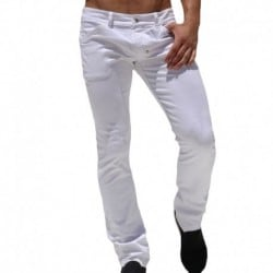 Major Jean Pants - White