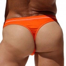 Petey Swim Thong - Orange