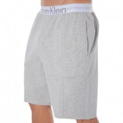 Focus Fit Bermuda - Heather Grey