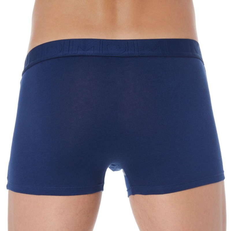 2-Pack Mix and Fancy Boxers - Heather Grey - Navy