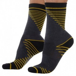 2-Pack X-Temp Sport Socks - Black - Grey