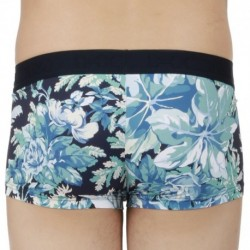 Shorty H01 Revolution Floral Blue