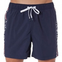 Logo Swim Short - Navy