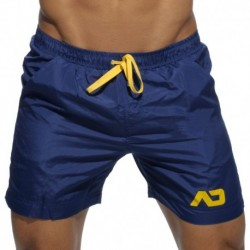Short de Bain Long Basic Marine