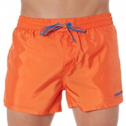 Solid Swim Short - Orange