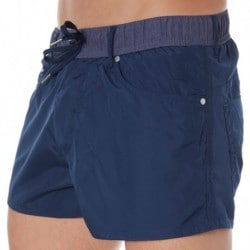 Waykeeki Swim Short - Navy