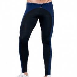 Legging Pocket Mesh Marine