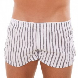 Marcuse Short Twitch Rayé