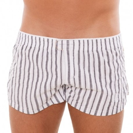 Marcuse Twitch Short - Stripes