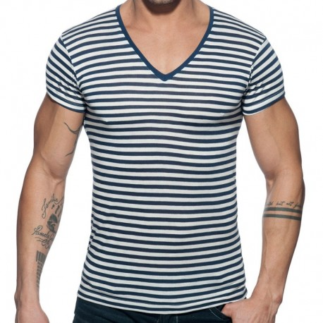 Addicted Sailor T-Shirt - Sailor - Navy