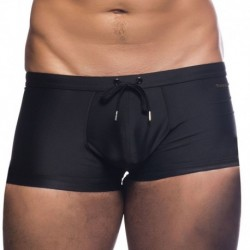 Black Collection Bellport Swim Boxer - Black