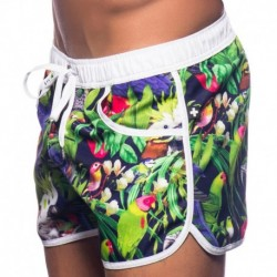 Andrew Christian Tropical Birds Swim Short