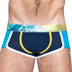 ES Collection Prismas Waistband Boxer - Navy