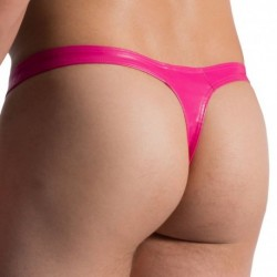 M756 Tower Thong - Fuchsia