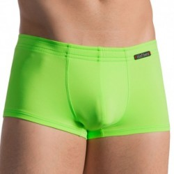 Olaf Benz BLU 1658 Sunpants Swim Boxer - Neon Lime