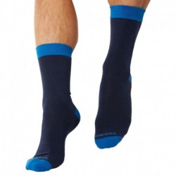 Diesel 3-Pack Touch of Color Socks - Blue