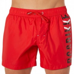 Cadet Swim Short - Red