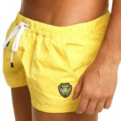 Marcuse League Swim Short - Yellow