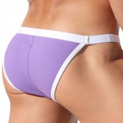 Rufskin Europa Tanga Brief - Grape