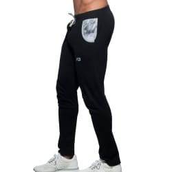 Geoback Pants - Black