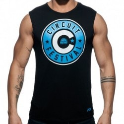 Circuit Boy 2018 Tank Top - Black