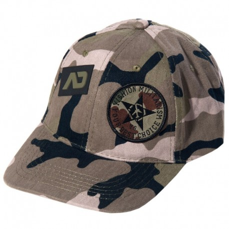 Addicted Casquette Army Camouflage