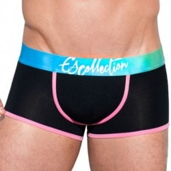 ES Collection Boxer Digital Aguas Waistband Noir