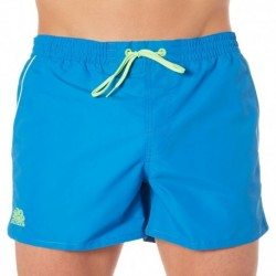 Rosco Piping Swim Short - Ocean