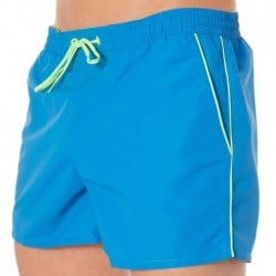 Short de Bain Rosco Piping Ocean