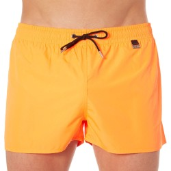 HOM Splash Swim Short - Orange