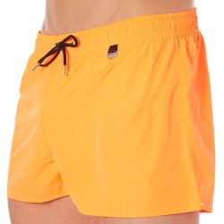 Short de Bain Splash Orange