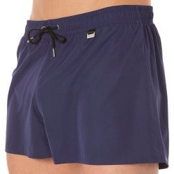 HOM Short de Bain Splash Marine