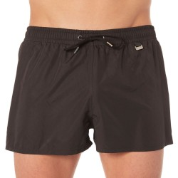 Short de Bain Splash Noir