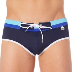 Tonic Swim Brief - Navy