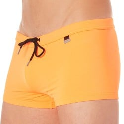 Boxer de Bain Splash Up Orange