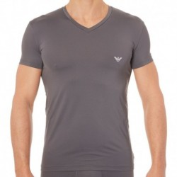 Essential Microfiber T-Shirt - Charcoal