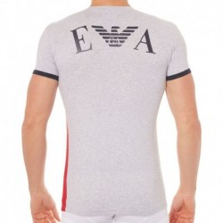 T-Shirt Athletics Gris Chiné