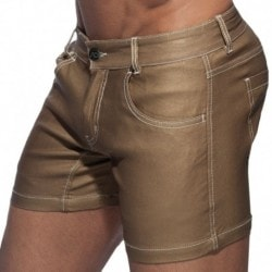 Addicted Metal Short - Gold