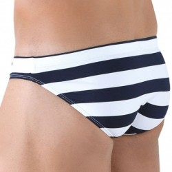 Roberto Lucca Mini Swim Brief - Sailor