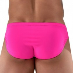 Roberto Lucca Swim Brief - Pink