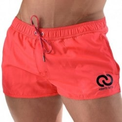 Roberto Lucca Swim Short - Red
