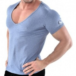 Roberto Lucca T-Shirt V-Neck Jeans